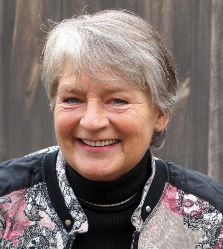 Ilse Schmidt - SchwarzApfel - das Öl das hilft