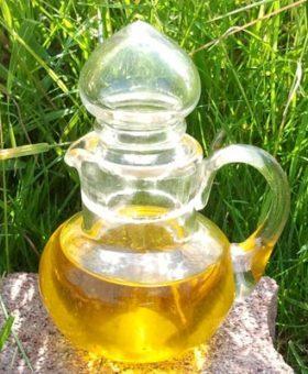 reines hochwertiges Olivenöl