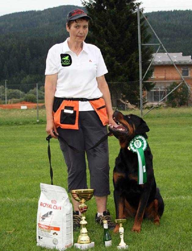 Siegerhund Massimo